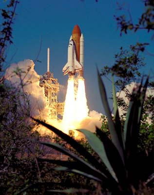 how long is space shuttle endeavour - photo #32