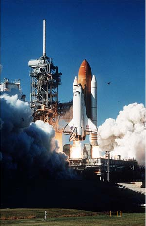 NASA's Shuttle Discovery STS-95