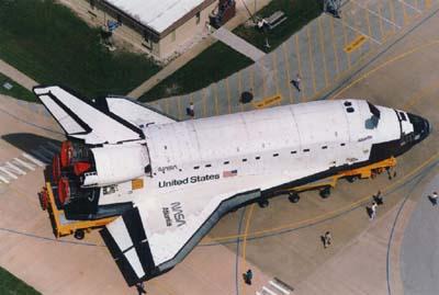 size of space shuttle atlantis - photo #20
