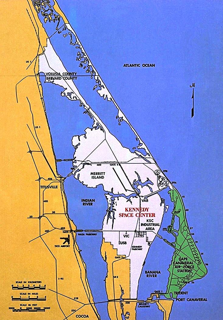 nasa locations map - photo #31