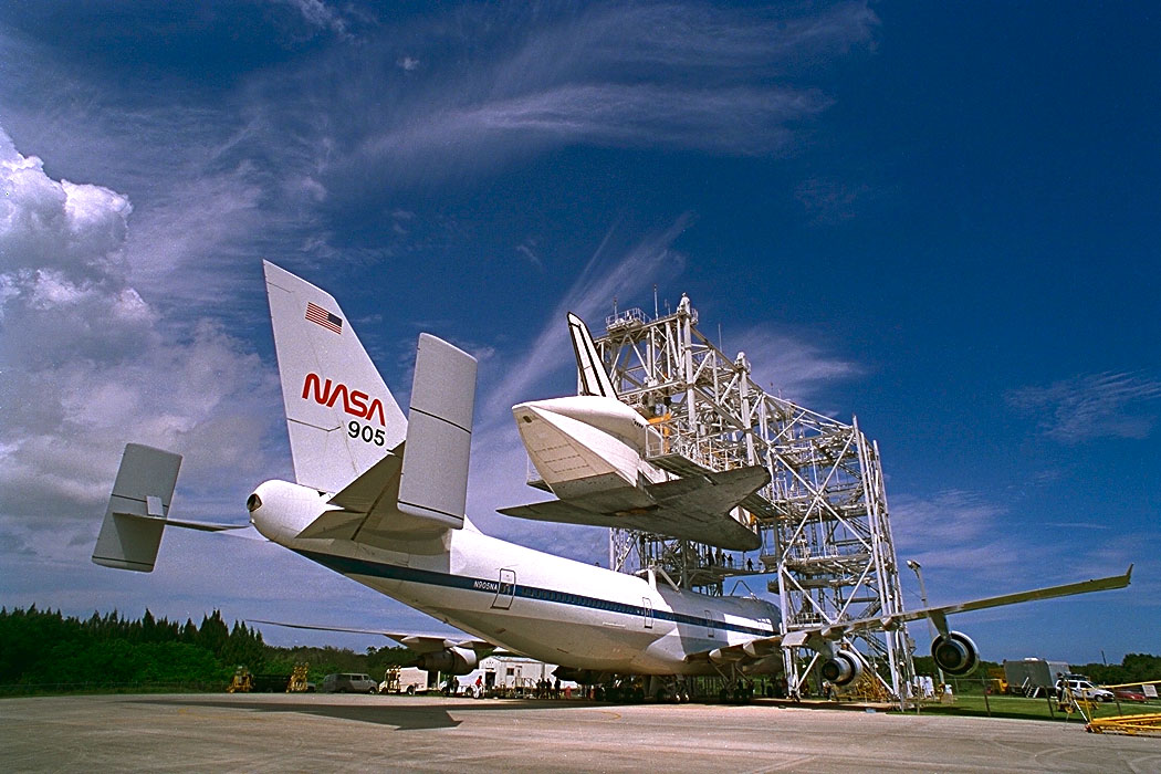 kennedy space center shuttle landing facility - photo #18