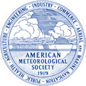Logo of the American Meteorological Sociecty (AMS)