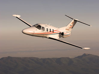 Eclipse 500 very light jet