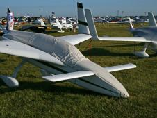Homebuilt aircraft at EAA AirVenture