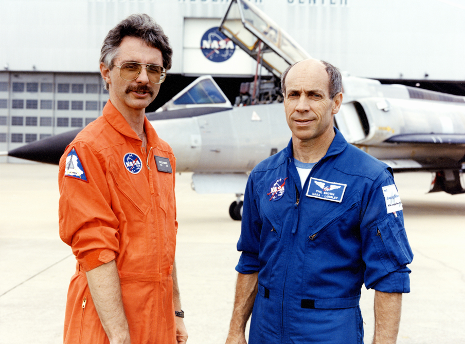 NASA - NASA Research Pilots Now in Aviation Hall of Fame