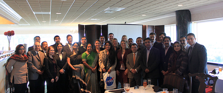 NASA - DEVELOP and SERVIR Reach Out to Indian, Pakistani ...