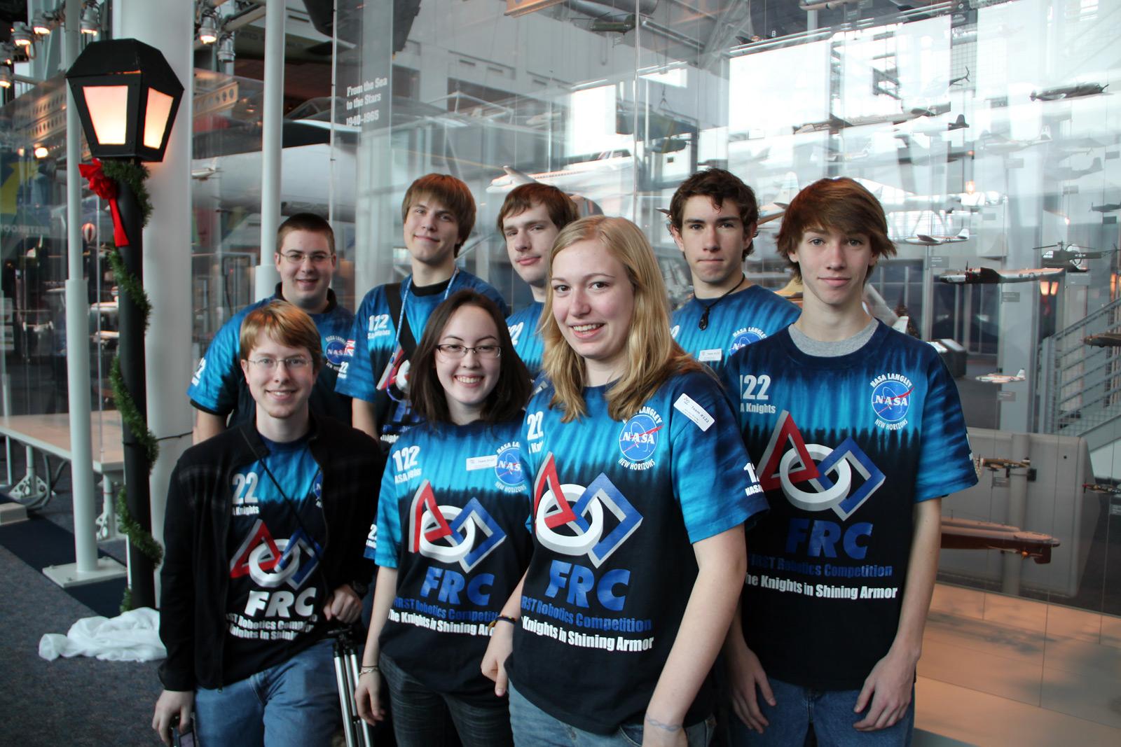 Nasa 2011 First Robotics Competition Kicks Off