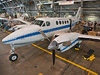 NASA's B200 aircraft