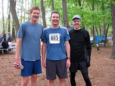 NASA Langley ultra runners.