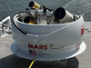 Mobile Aerospace Reconnaissance System (MARS) camera and telescope system on a gyro-stablized tracking mount