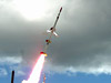 HIFiRE launches an experimental hypersonic scramjet from the Pacific Missile Range Facility