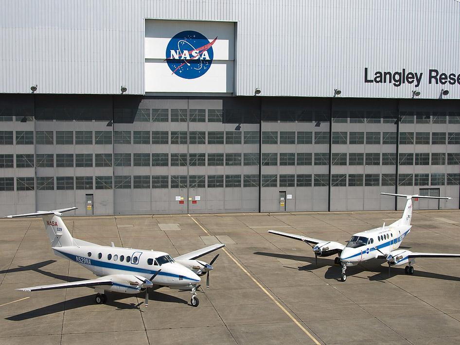 NASA - Open House Tour Stops