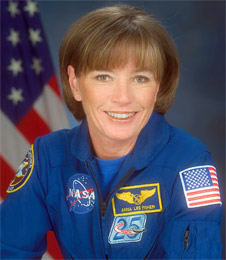 Dr. Anna Fisher, astronaut