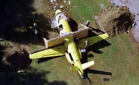 NASA - Aviation Safety Program Fact Sheet