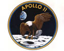 The Apollo 11 Mission Patch