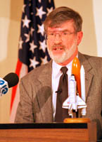 Dr. Jeremiah F. Creedon, Director, NASA Langley Research Center