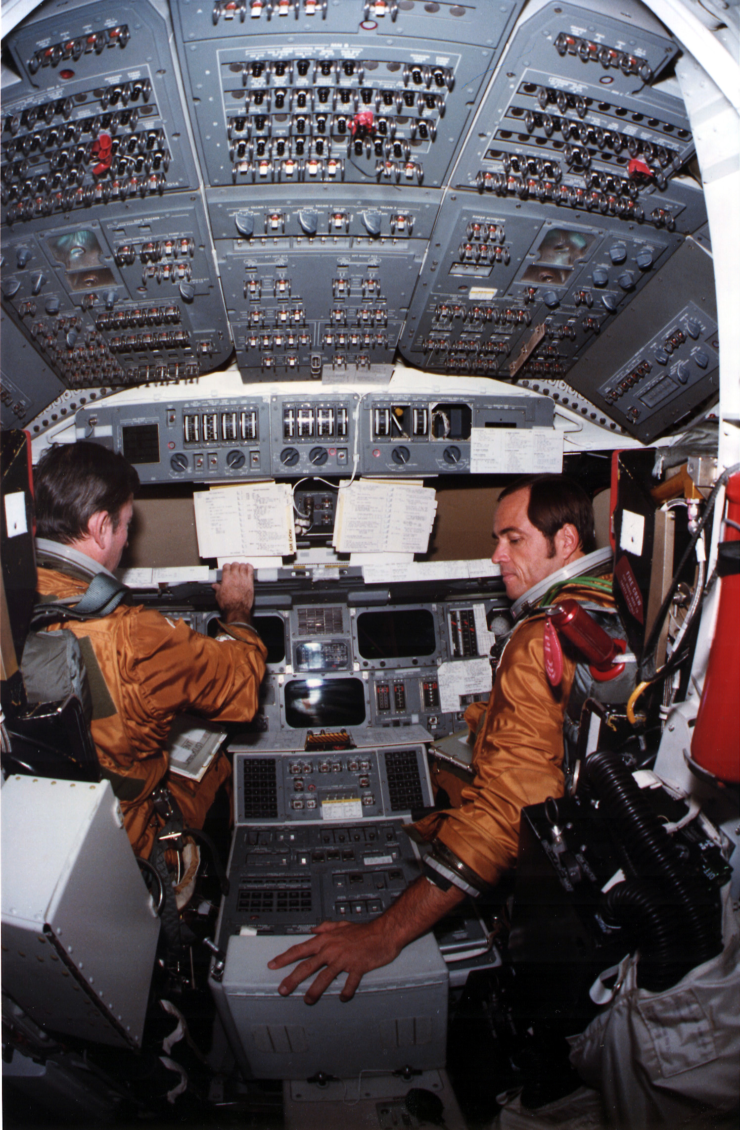 space shuttle launch cockpit view hd - photo #16