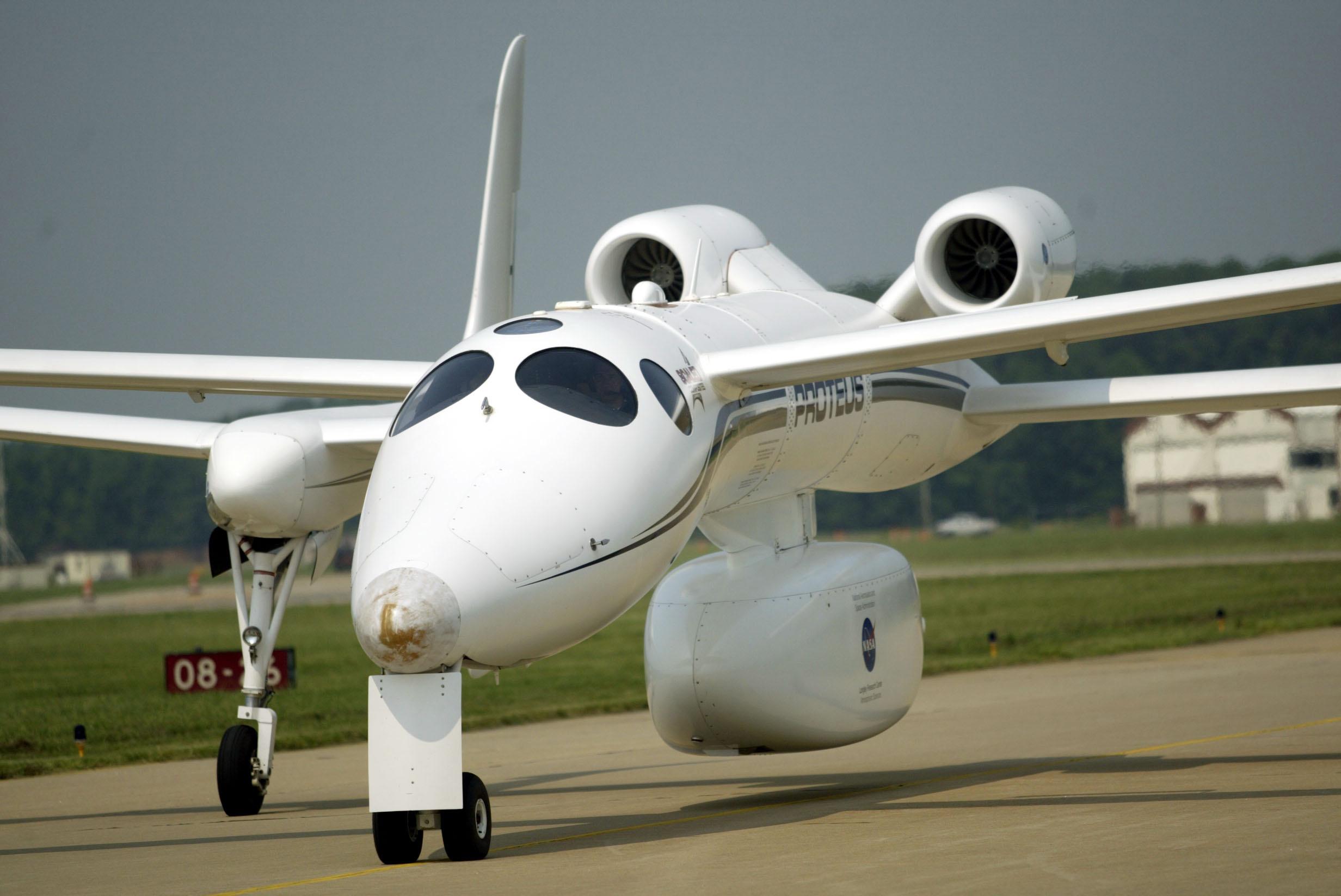 nasa high altitude aircraft - photo #10