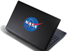 NASA laptop.