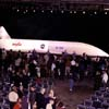 X-34 roll out ceremony.