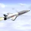 Artist's concept of X-34 Technology Demonstrator.