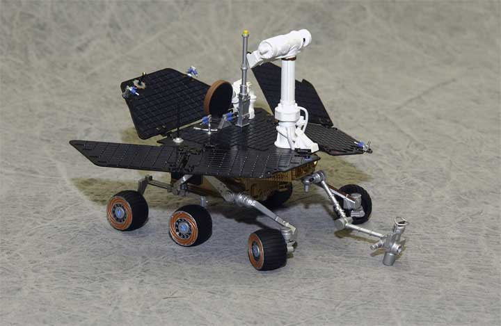WTB: Sunstar Mars Rover model - collectSPACE: Messages