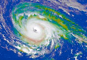NASA Hurricane Photos Banner