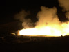 NASA fires a reusable solid rocket motor Thursday, Nov. 16 in Utah.