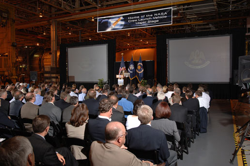 Michoud Assembly Facility Industry Day