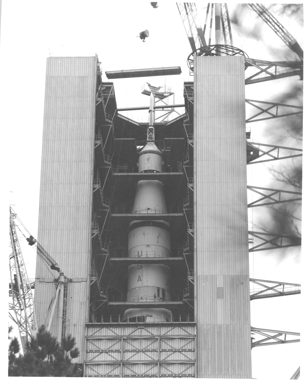Nasa Nasa S Marshall Center Readies Historic Apollo Era