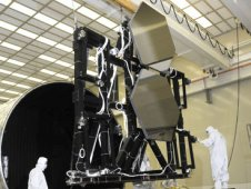 James Webb Space Telescope Mirror Testing