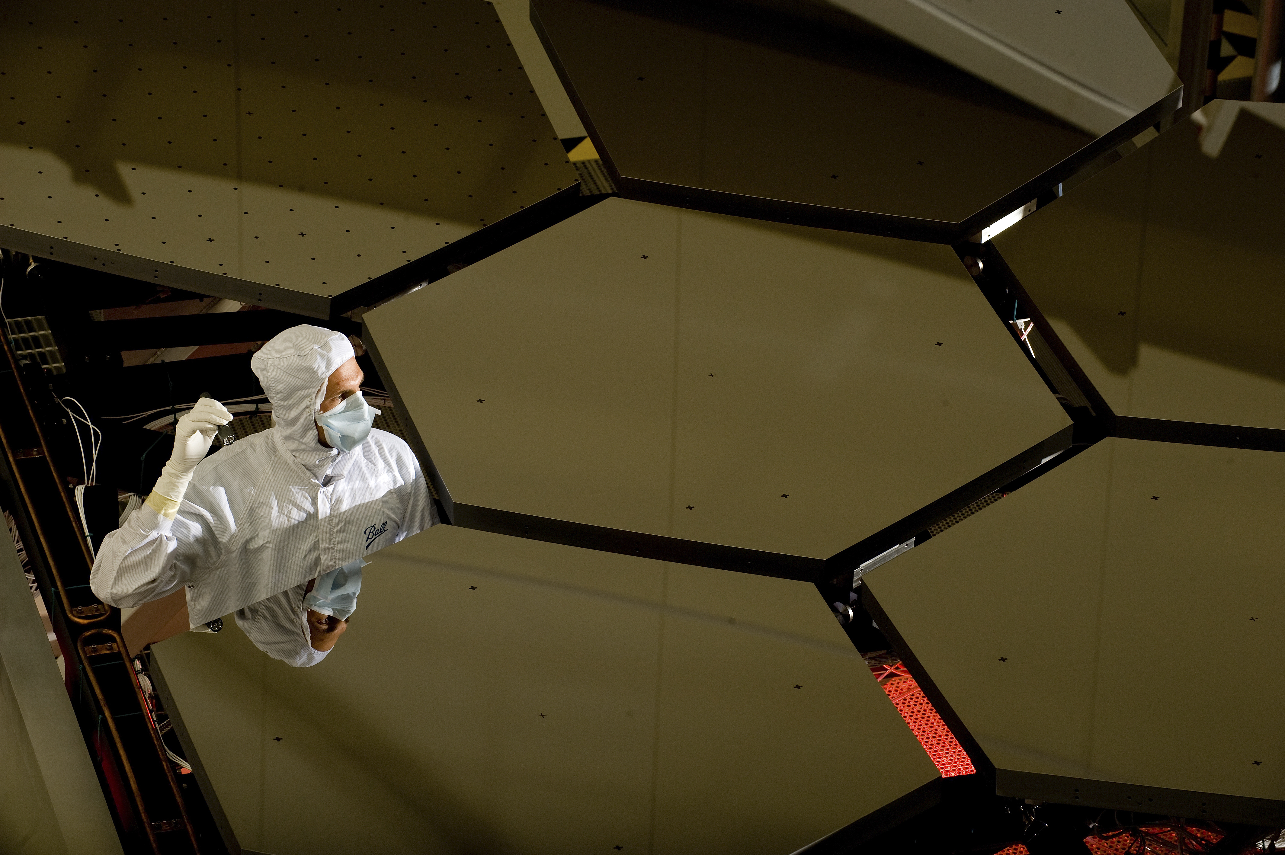 Nasa James Webb Space Telescope Completes Cryogenic