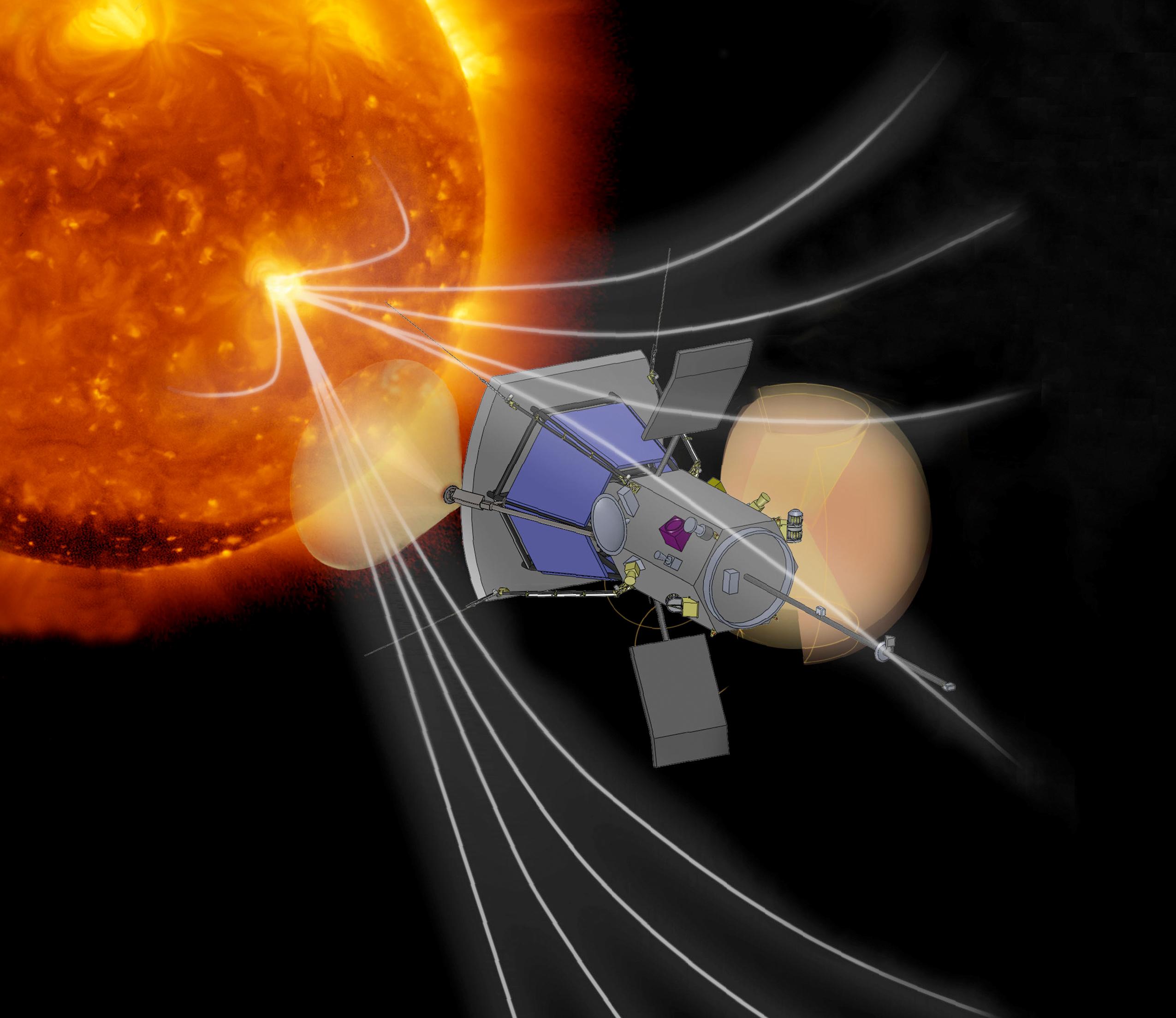 Risultati immagini per Solar Probe Plus