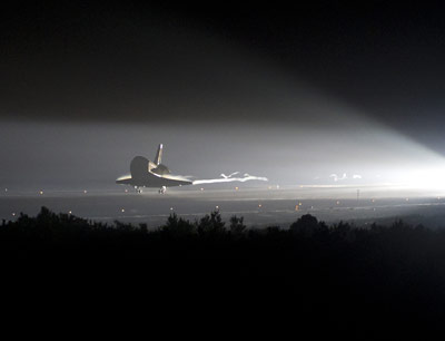 Space shuttle Endeavour makes its final landing June 1.