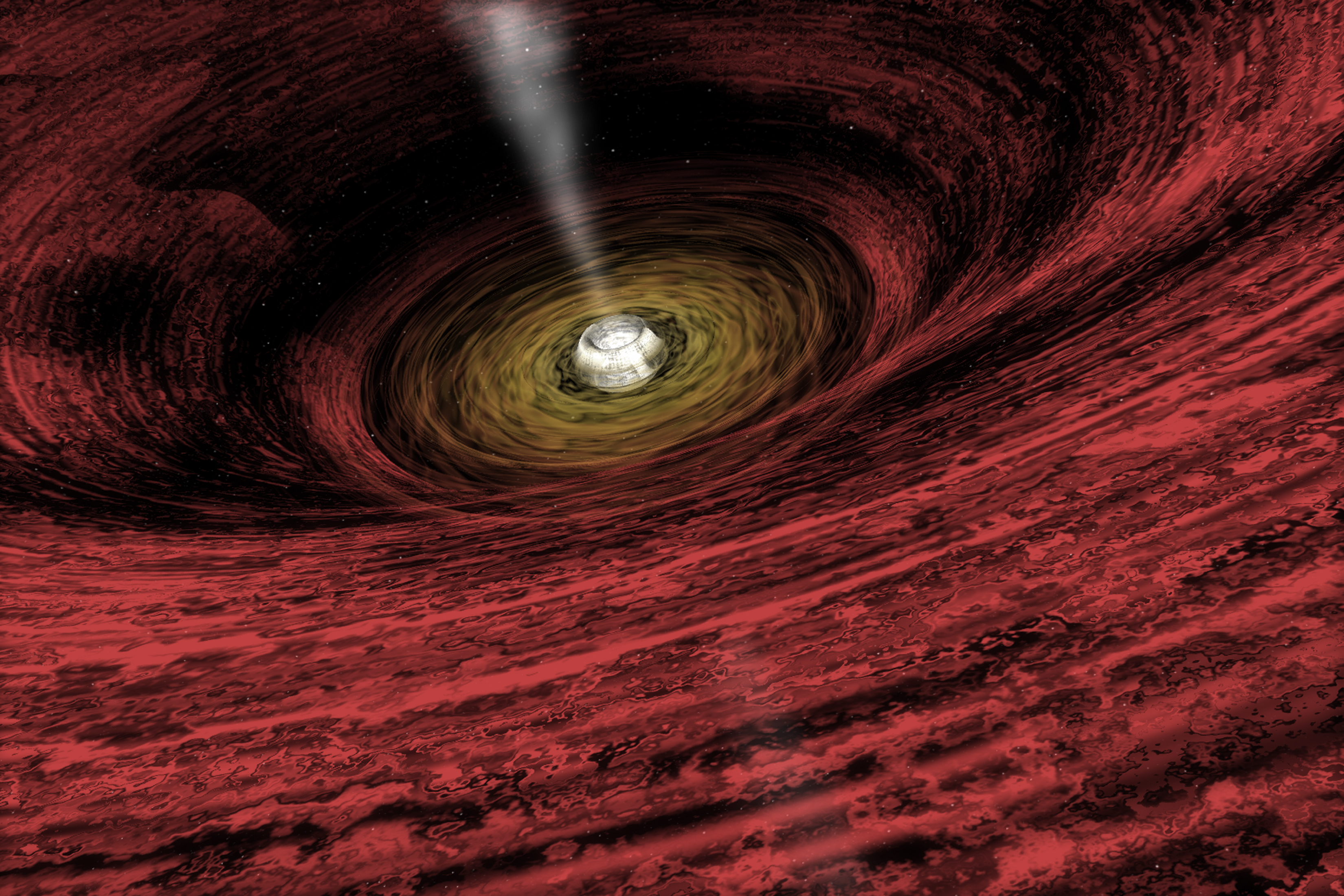 black hole chandra x ray - photo #34