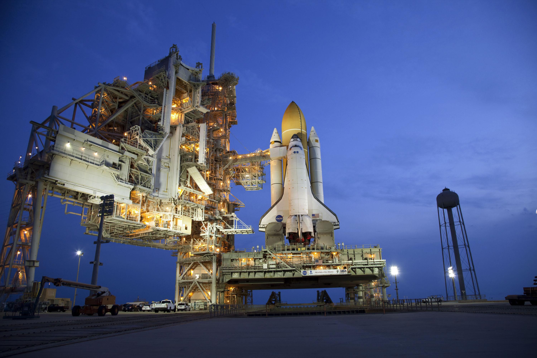 launch of space shuttle atlantis - photo #20