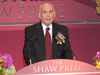 Dr. Jerry Fishman giving his acceptance speech for the 2011 Shaw Prize in Astonomy.