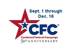 Combined Federal Campaign logo