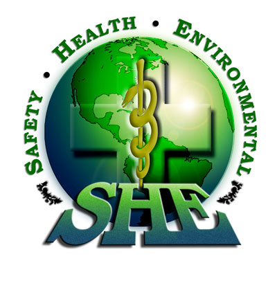 Safety, Health and Environmental Program logo