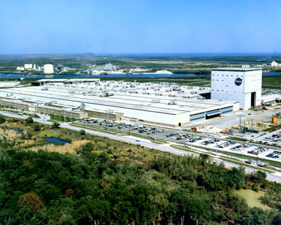 The Michoud Assembly Facility is an 832-acre site managed by the Marshall Center. It includes one of the world's largest manufacturing plants with 43 acres under one roof and a port with deep-water access -- a capability providing for transportation of large space systems and hardware.