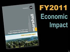 FY2011 Economic Impact Brochure
