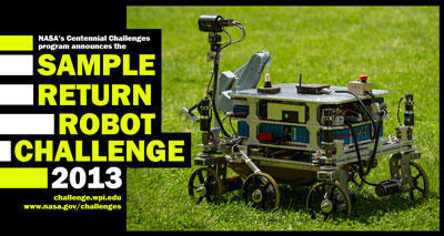 Sample Return Robot Challenge 2013