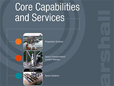 Marshall Space Flight Center Core Capabilities and Services