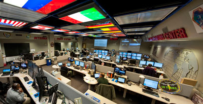 NASA's Payload Operations Center in Building 4663 at the Marshall Space Flight Center provides the heartbeat for International Space Station research operations.