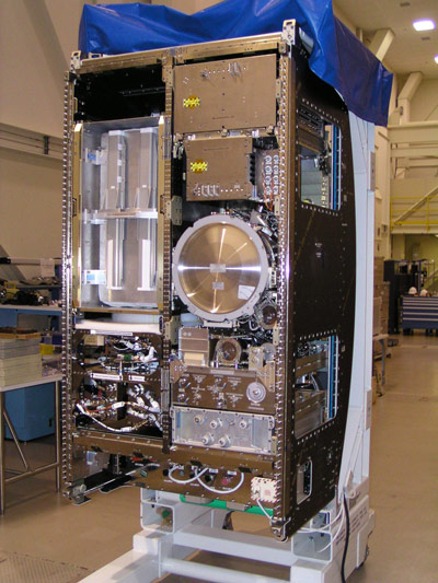 The Materials Science Research Rack is a highly automated facility containing two furnace inserts in which sample cartridges are processed up to temperatures of 2,500 degrees Fahrenheit.