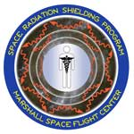 Photo description: Radiation Shielding Program Logo