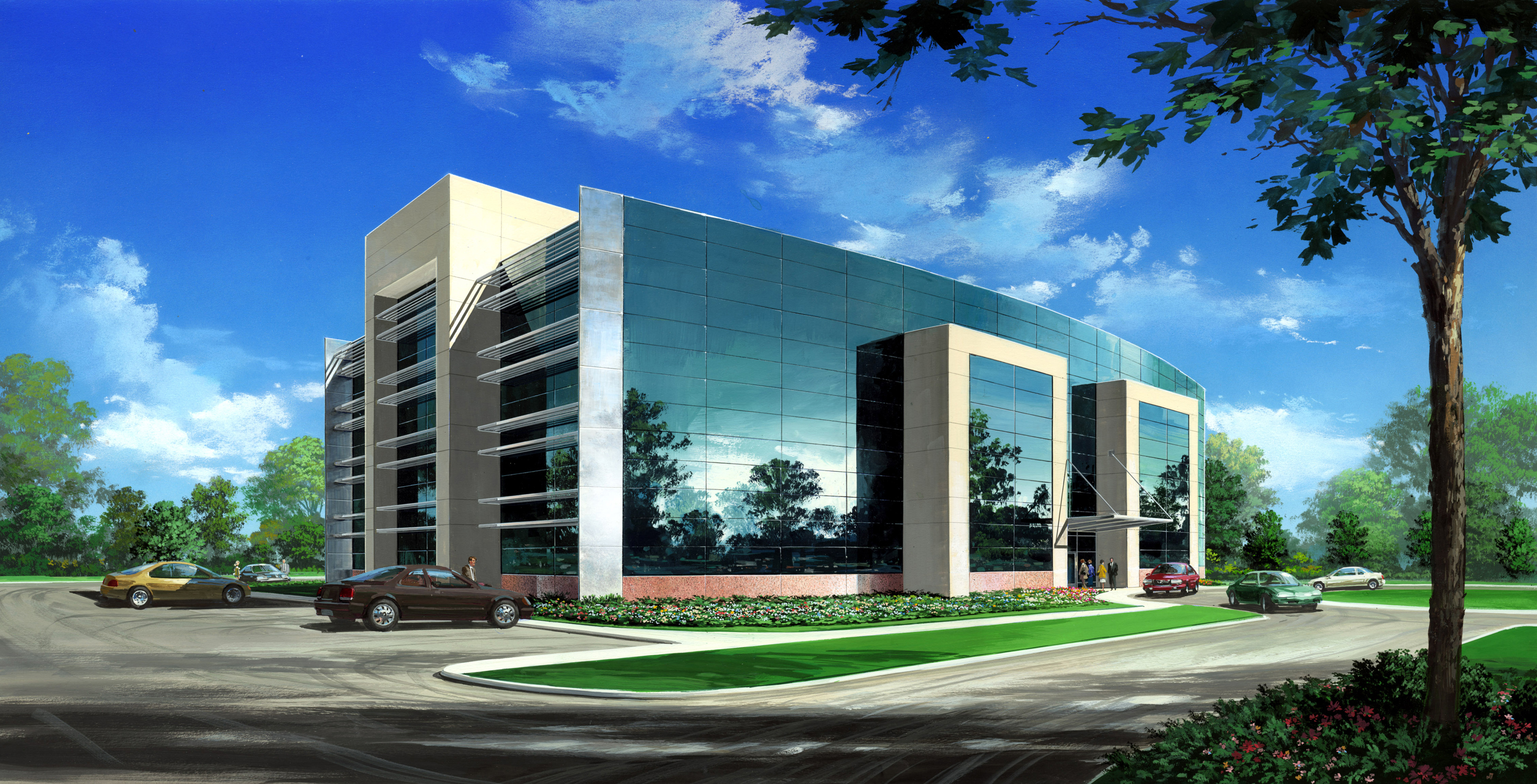 Nasa amarshall center to break ground june 10 on new Concept buildings