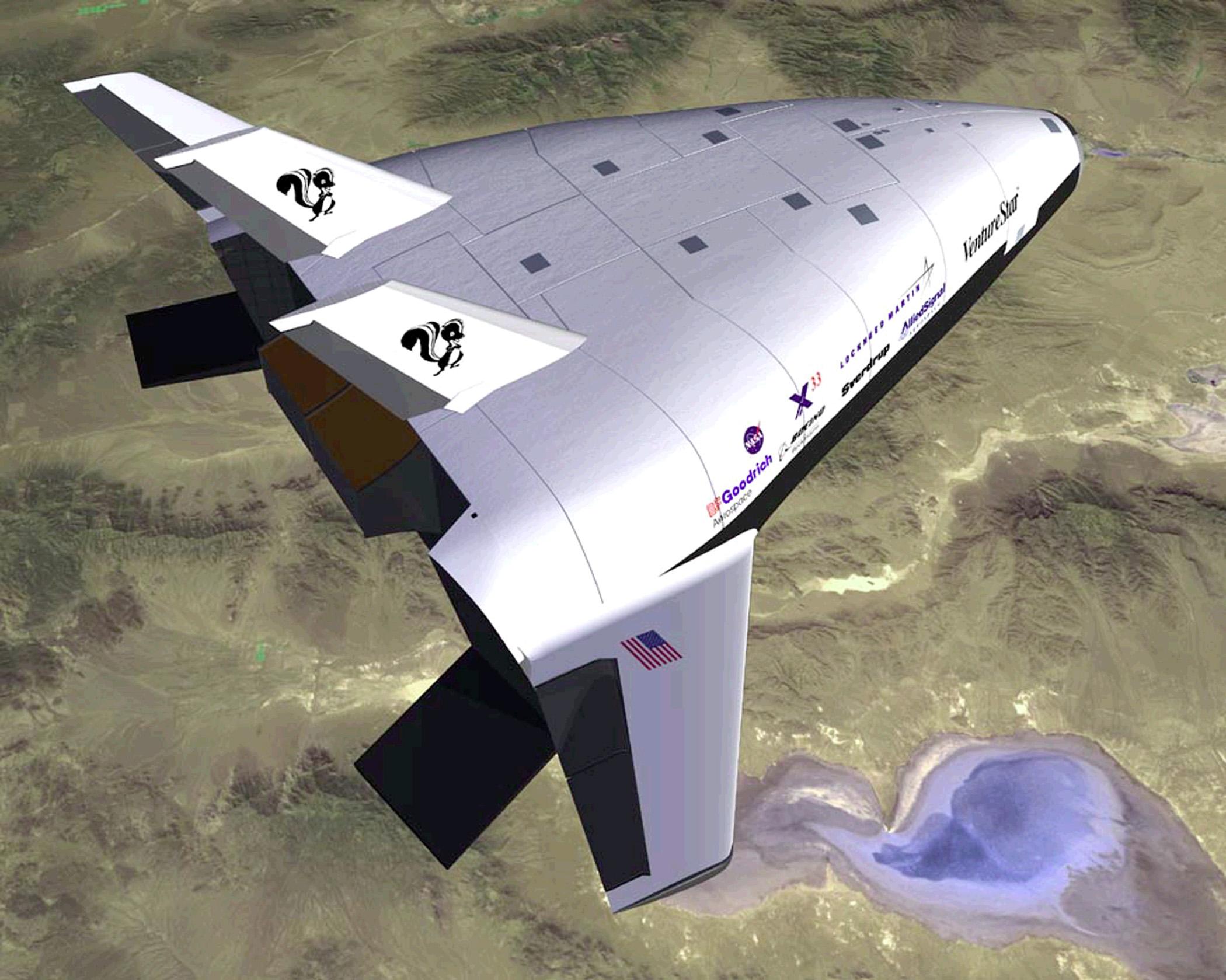 x plane spacecraft - photo #29