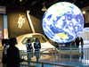StenniSphere recently unveiled its latest permanent exhibit – Science on a Sphere.