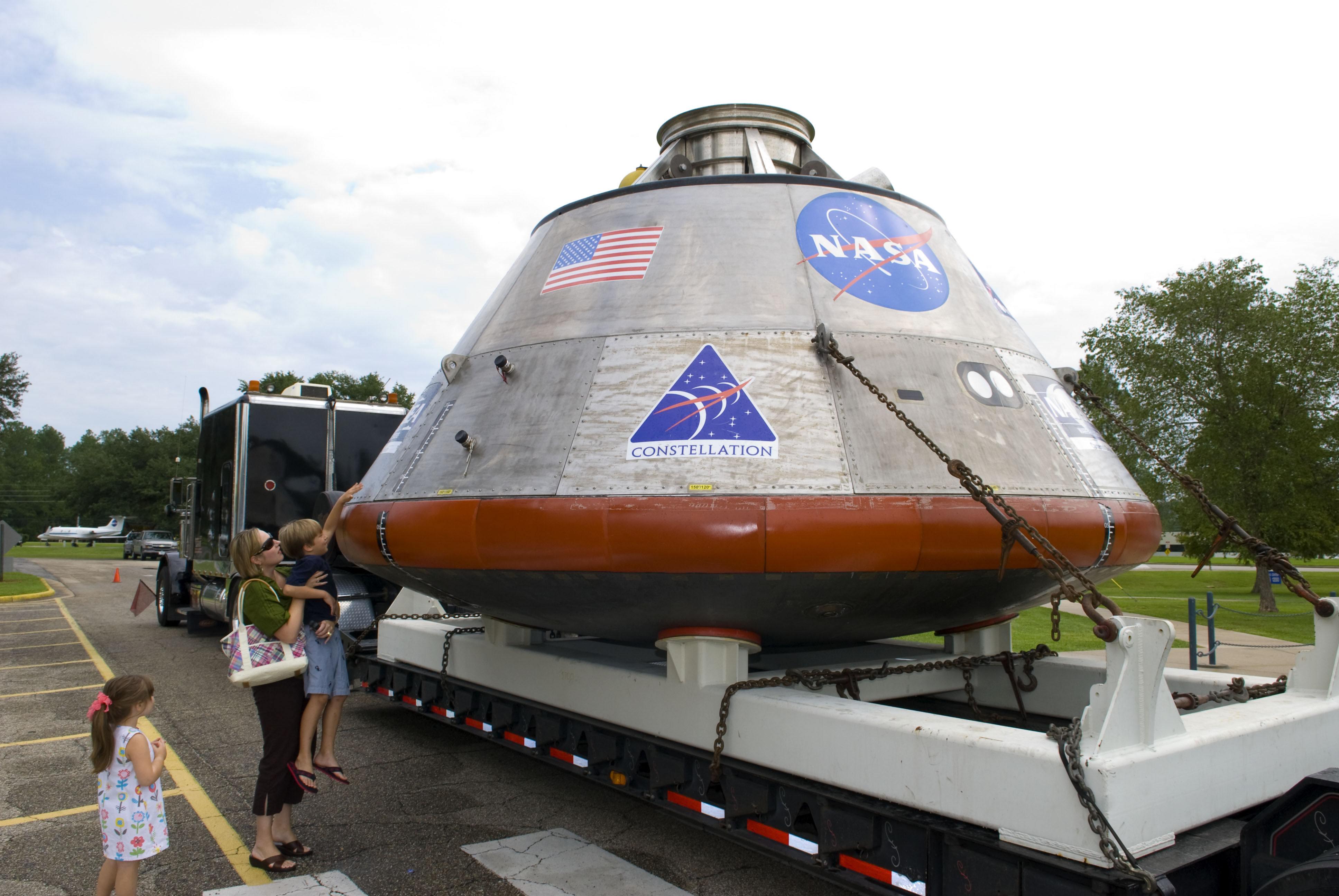 nasa crew transfer vehicle - photo #27